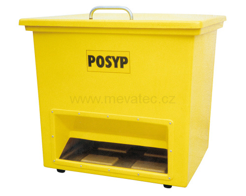Grit container - NP - P 1100