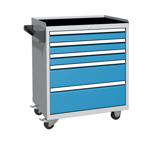 Service trolley - 5x drawer