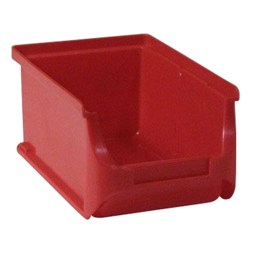 Plastic container 205x352x150 - red