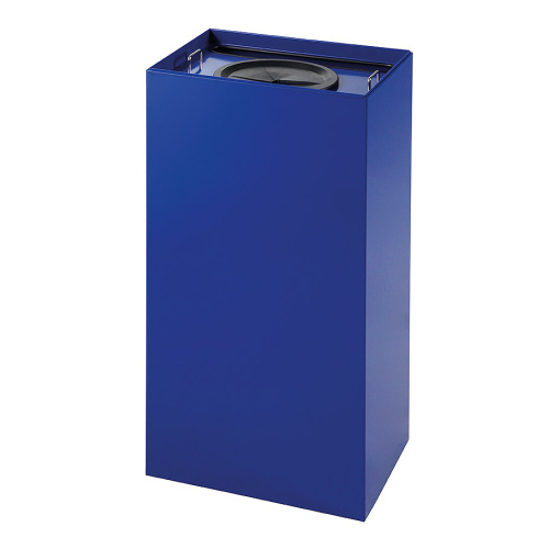 Waste bins for sorted waste 100 l.  - blue