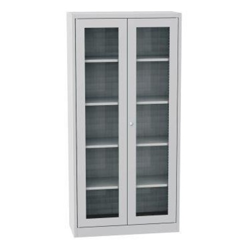 Glassed-in cabinet - modular H = 1950mm