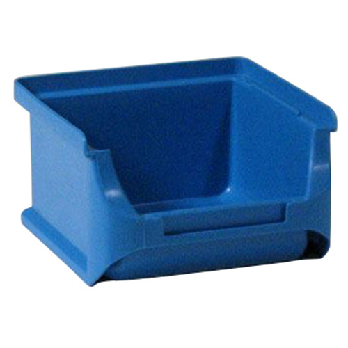 Plastic containers 102x100x60 - blue