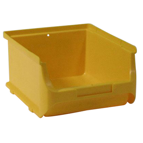 Plastic containers 102x100x60 - yellow