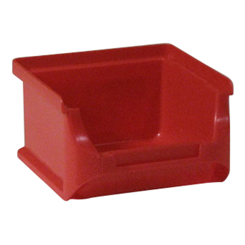 Plastic containers 102x100x60 - red