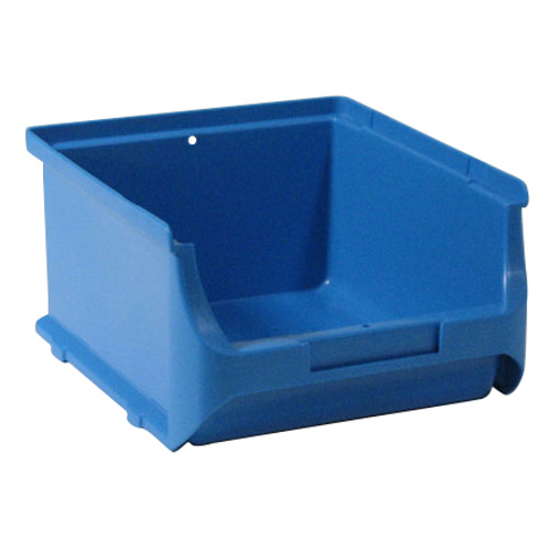 Plastic containers 137x160x81 - blue