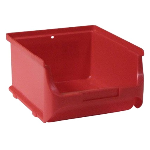 Plastic containers 137x160x81 - red