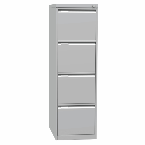 Filing cabinet - size A4, 4 section