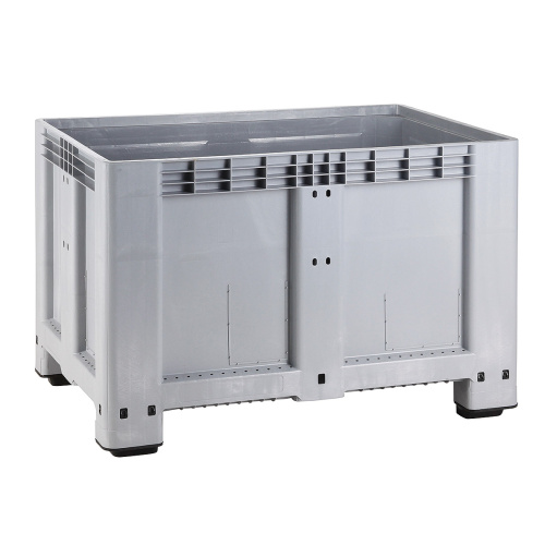 Plastic box 1200x800x800mm, 4 legs