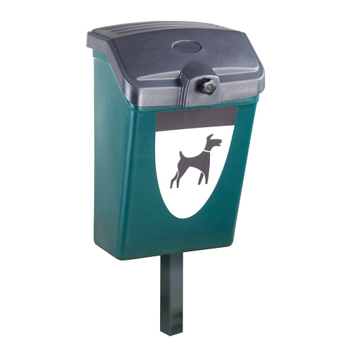 Dog excrements bin FIDO - 25 l.