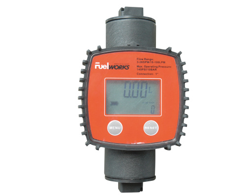Electric flow-meter