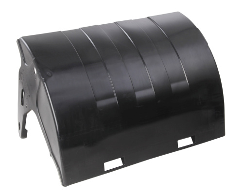 Lid for a plastic container 1100 lt. - black
