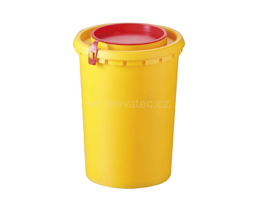Medical waste container - 0.5 l