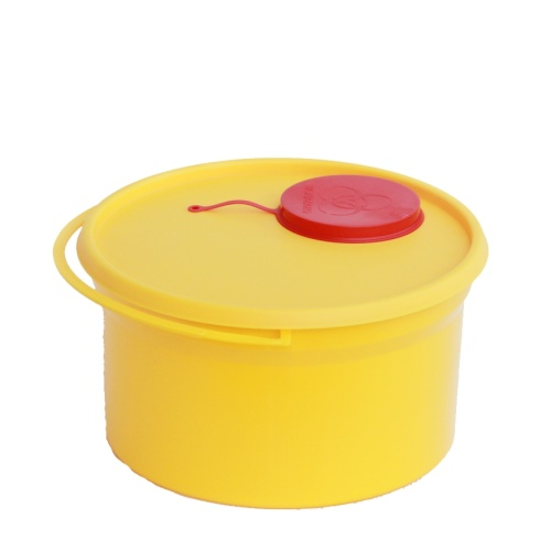Medical waste container - 5 l