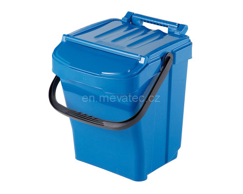 Waste bins - URBA PLUS blue