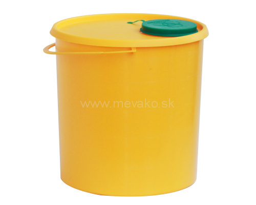 Medical waste container - 8 l