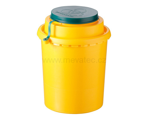 Medical waste container - 1.75 l