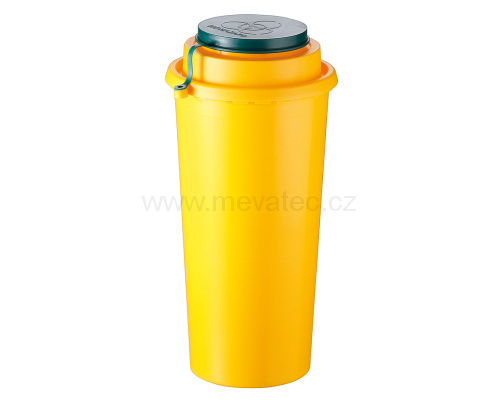 Medical waste container - 2.75 l