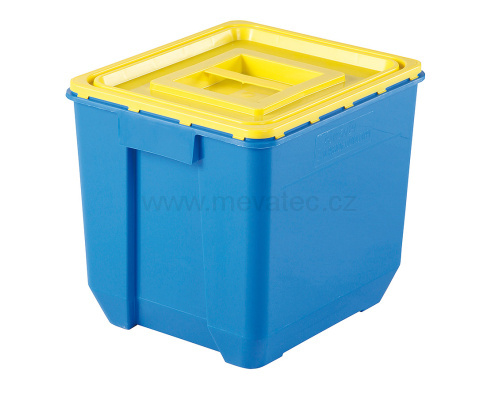 Medical waste container - 30 l