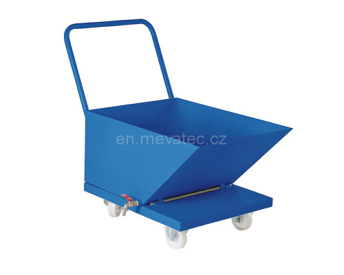 Tipping container 80l