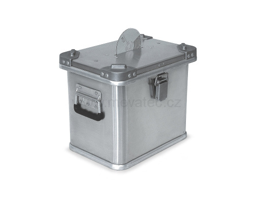 Container for shredding 27 l