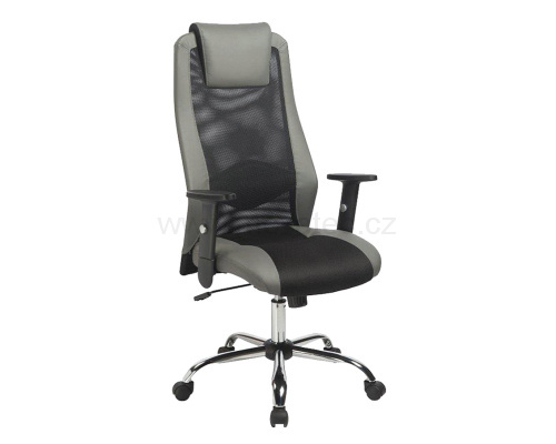 Office chair SANDER - gray