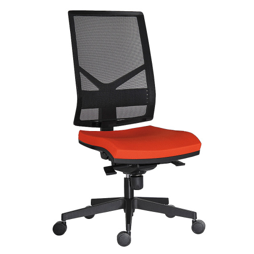 Office chair OMNIA - red