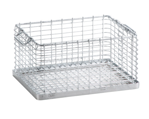 Wire stackable crate (465x365x240 mm)