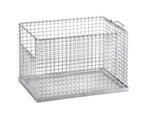 Wire stackable crate (615x455x400 mm)