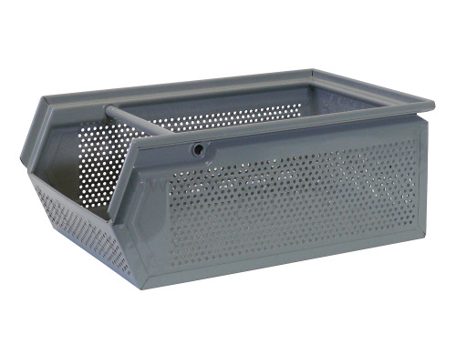 Bevelled storage box 316x500x200