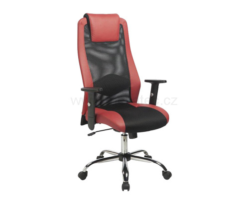 Office chair SANDER - red