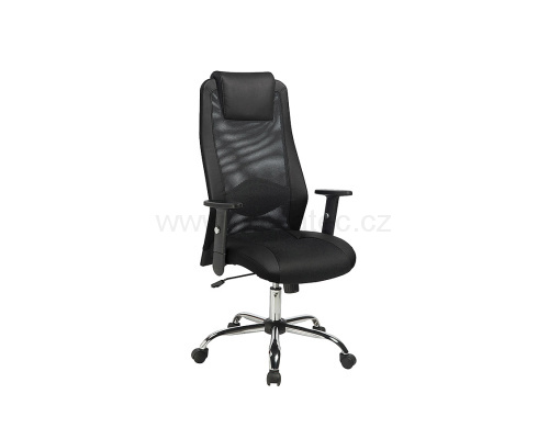 Office chair SANDER - black