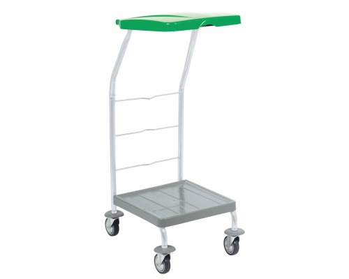 Mobile single-stand 1x120 l. green