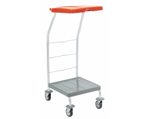 Mobile single-stand 1x120 l. red