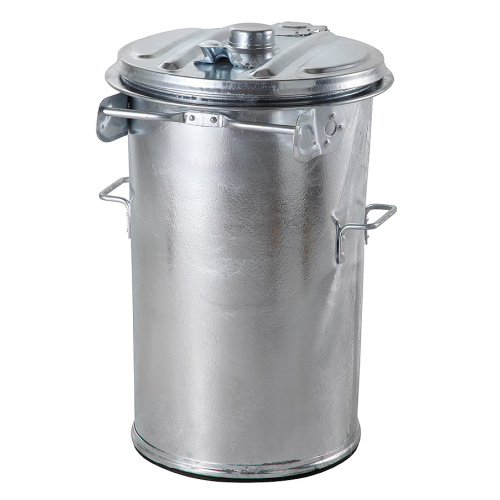 Hot-dip galvanized bin 90 lt.