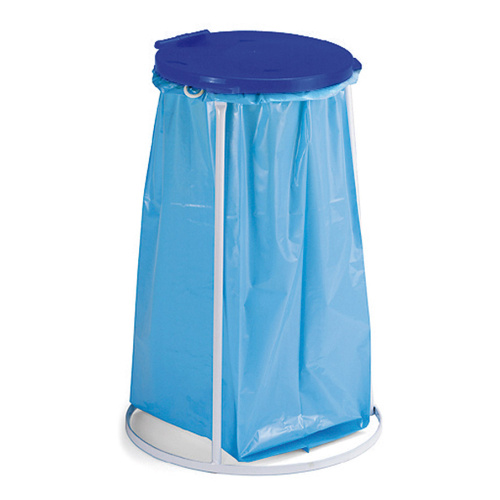 Bag stand 70 l - blue lid