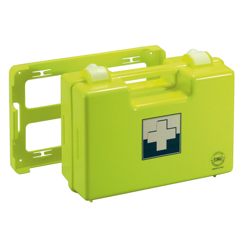 First-aid case FLUO without contents