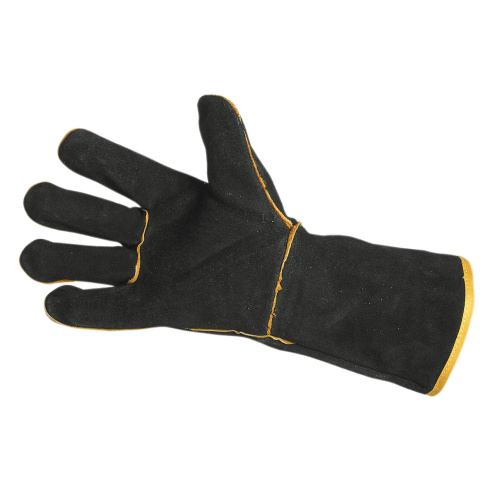 Welding full-leather gloves