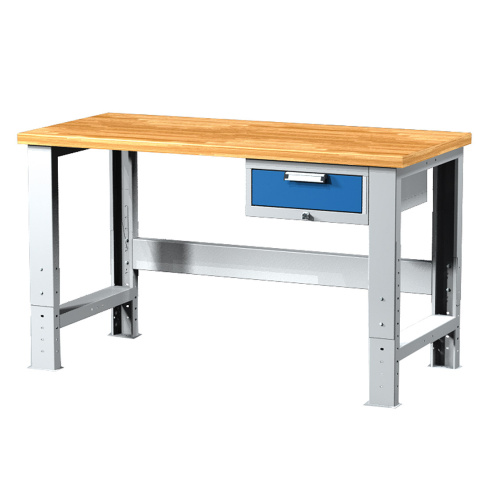 Work table with a drawer 1500 mm