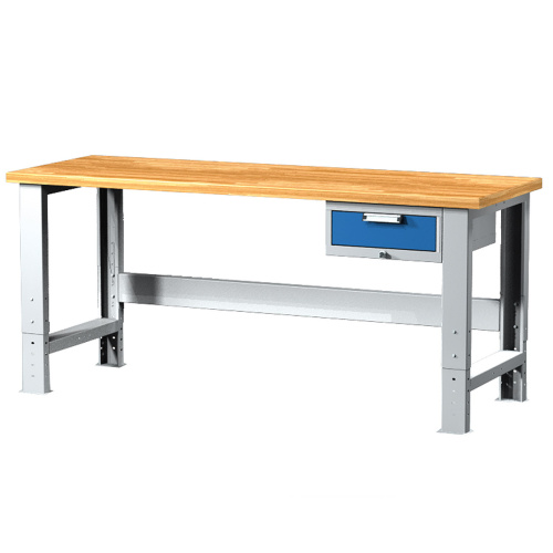 Work table with a drawer 2000 mm