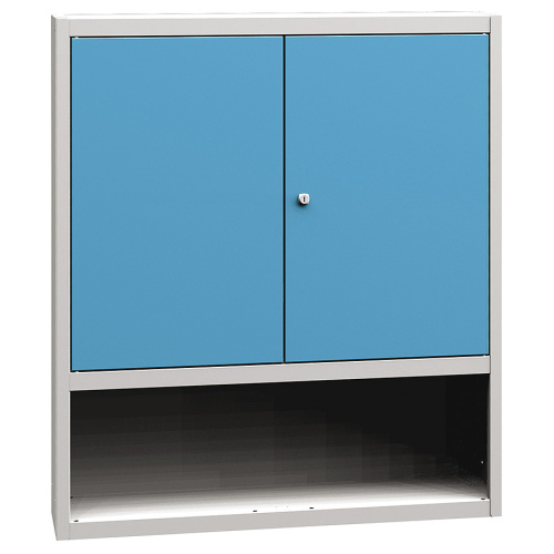 Cabinet extension for worktables