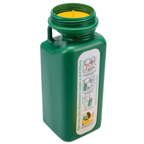 Used cooking oil tank 1.6 l - Colibrí