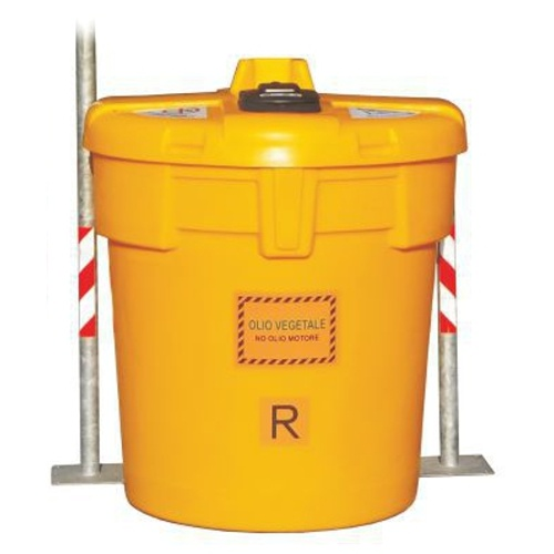 Used cooking oil tank 240 l - Oliv Box
