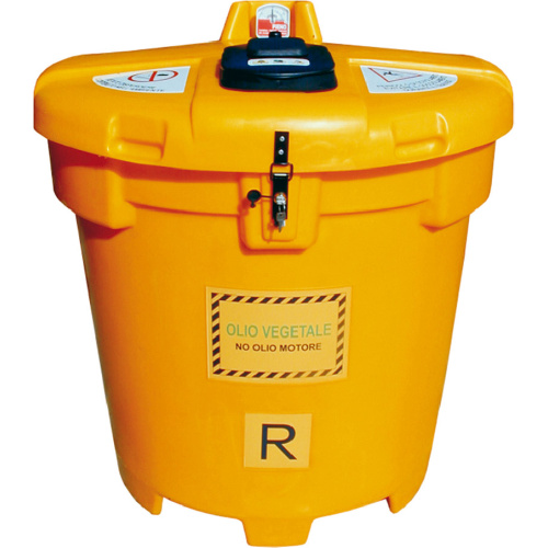 Used cooking oil tank 500 l - Oliv Box