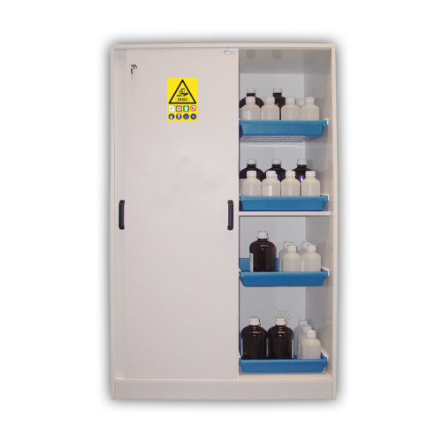 Safety cabinet for chemicals 1135x615x1850mm
