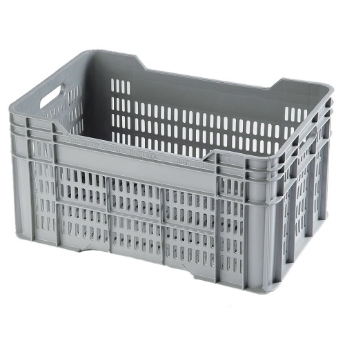 Crate - perforated walls