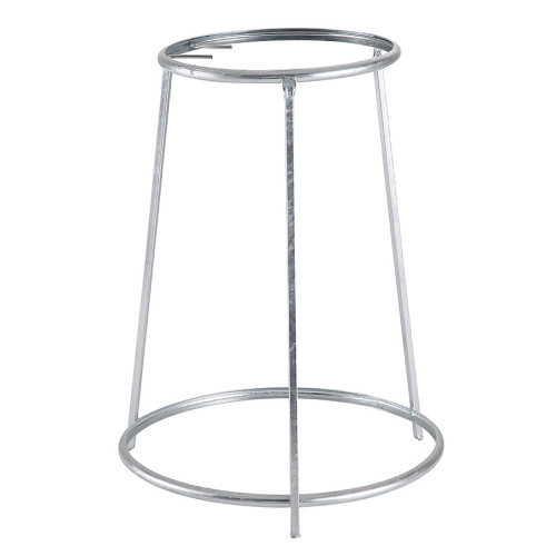 Bag stand without a lid - hot-tip galvanized