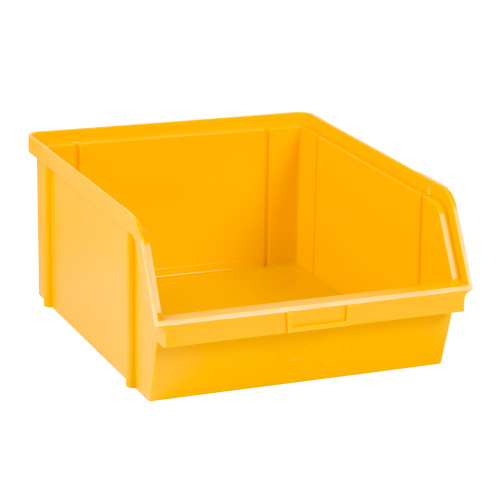 Plastic container 400x300x162 - yellow