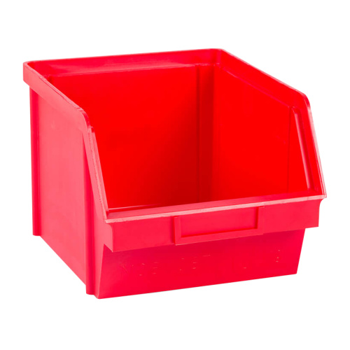 Plastic container 200x150x122 - red