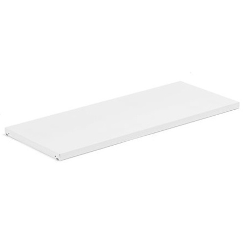 Additional shelf - white colour RAL 9003