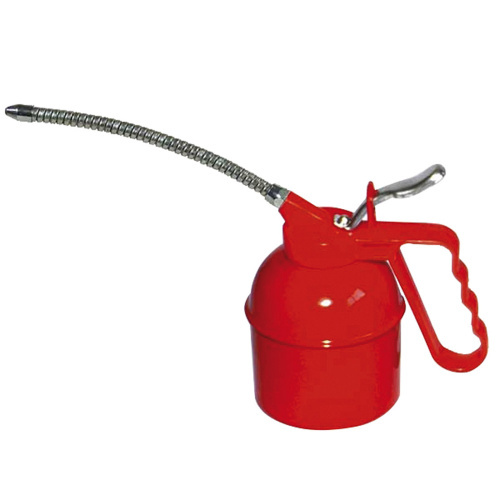 Metal oil can 0,3 l.